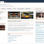 London Overground Rail Operations Ltd - Intranet