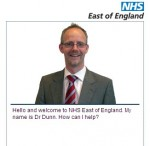 NHS East of England - Dr Dunn